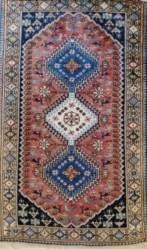 18C Yalameh vecchia fattura 132x89