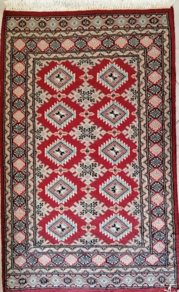 19C Bukhara Kashmir 122x78
