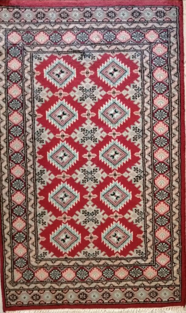 26C Bukhara Kashmir 122x76
